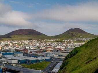 Città di Vestmannaeyjar