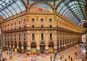 Galleria in Mailand