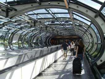 Mailand Malpensa Flughafen