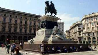 Monument of Milan