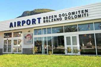 Aeropuerto de Bolzano