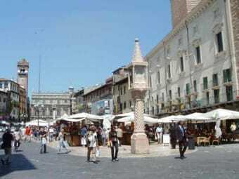 downtown Verona