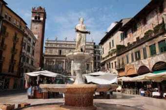 monument of Verona