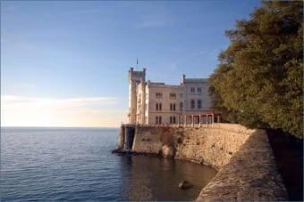Castle of Miramare Trieste