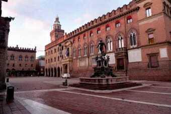 square of Bologna
