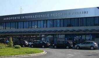 Airport Fellini of Rimini