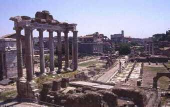 Die Kaiser-Foren in Rom