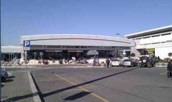 Flughafen Rom - Ciampino