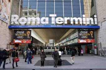 Noleggio Auto Stazione di Roma Termini