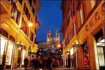 Via Condotti di Roma