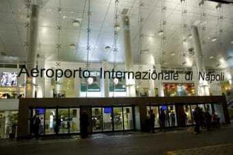 Airport of Naples- Capodichino