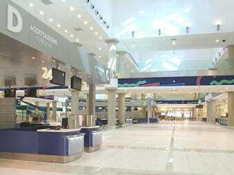 Airport of  Bari - Palese Karol Woytila
