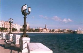 Seafront of Bari