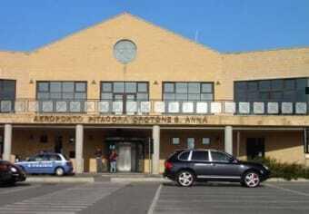 Noleggio auto Aeroporto di Crotone - S.Anna - Pitagora