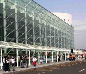 Flughafen Catania - Fontanarossa