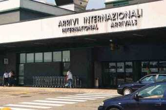 Airport Brigi of Trapani