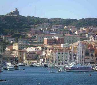harbor of Olbia