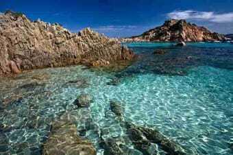 Coast of Olbia