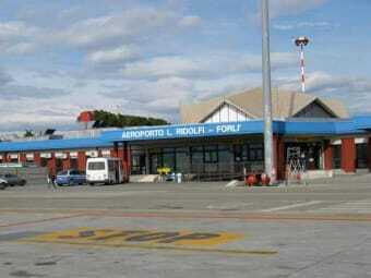 Aeroporto di Forlì - Luigi Ridolfi