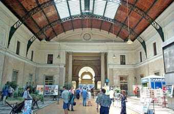 Estación de tren Principe Génova