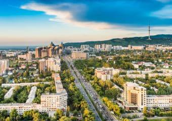 Noleggio Auto Aeroporto Internazionale Almaty