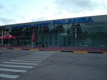 noleggio auto aeroporto Palanga