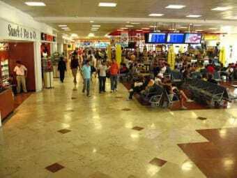 Aeroporto di Cancun