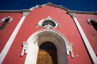 Chiesa di Saltillo