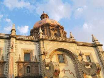 Chiesa Queretaro