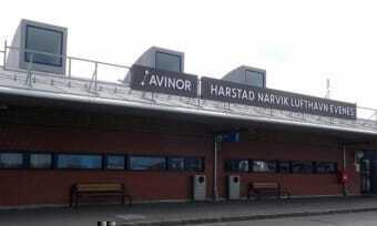Noleggio auto Aeroporto Evenes
