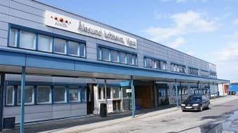 noleggio auto Aeroporto Alesund