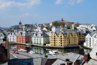 Città di Alesund