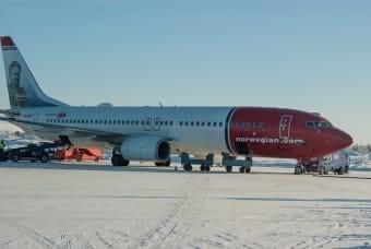 noleggio auto aeroporto Tromso