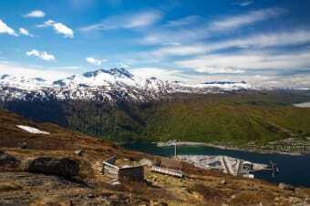 La cittadina di Narvik