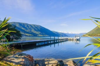 Lago Nelson