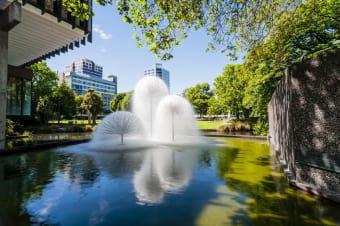 Piazza Christchurch