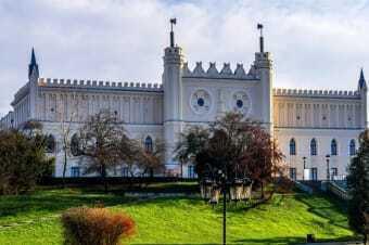 Castello a Lublino