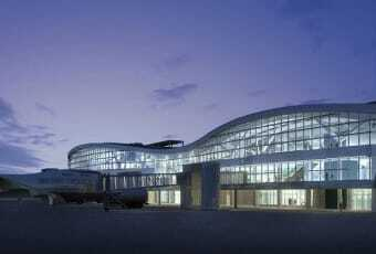 Airport of Bucharest