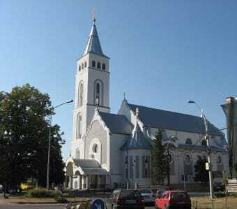 Chiesa Santa Maria Assunta Baia Mare