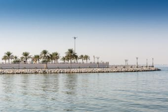 Spiaggia Arabia Saudita