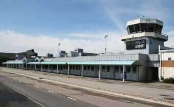 noleggio auto aeroporto Vaxjo
