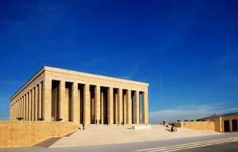 the monument of Ankara