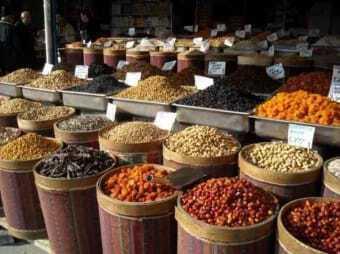 market of Ankara