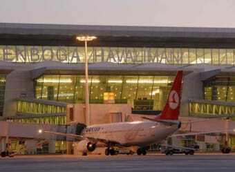 Aeroporto di Ankara