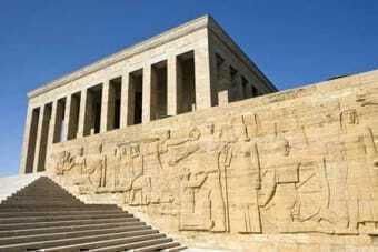 I monumenti di Ankara