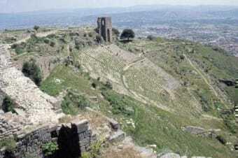 I monumenti di Pergamo
