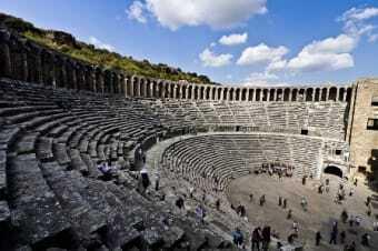 history Antalya