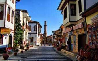 street of Antalya