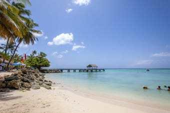 Spiaggia Piarco