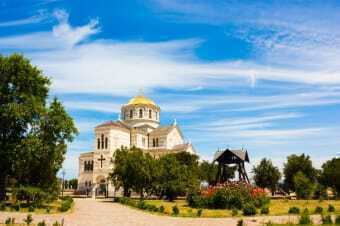Cattedrale a Kherson